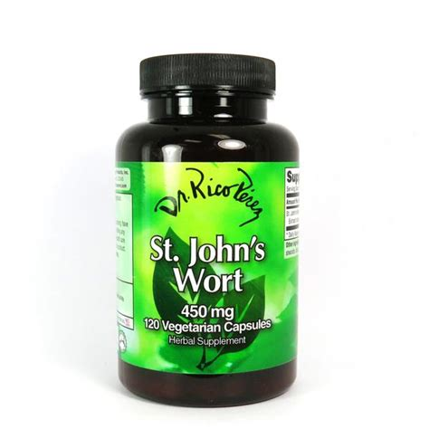 St Johns Wort Detox by Abuse