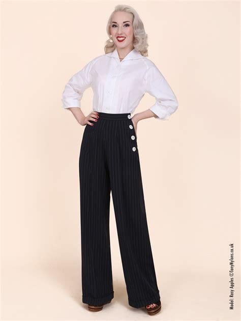 swing 1940s 1940s swing trousers vivien of holloway 1940s