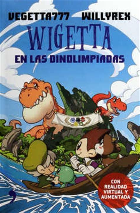 libro wigetta en las dinolimpiadas wigetta y los gusanos guasones