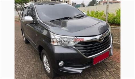 Toyota New Avanza 1 3 G Manual 2017 toyota grand new avanza 1 3 g manual 2017 abu abu