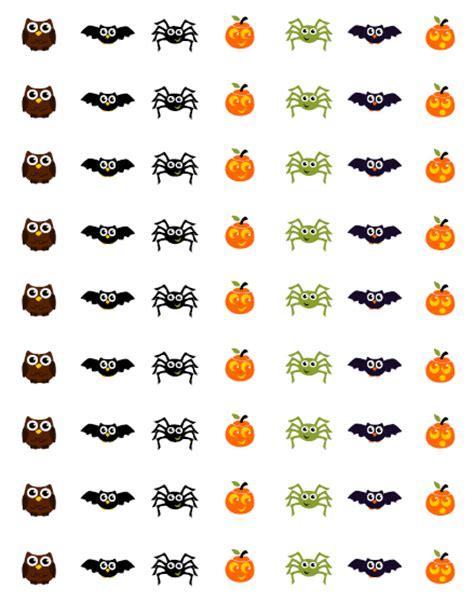 printable stickers halloween halloween round labels for lollipops worldlabel blog