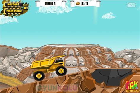zorlu araba yar oyunu araba oyunlar oyun kolu altın kamyonu kamyon dolusu altın oyun kolu blog