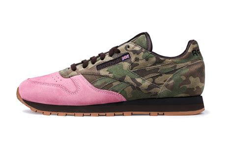 shoe gallery x reebok classic leather 30th anniversary