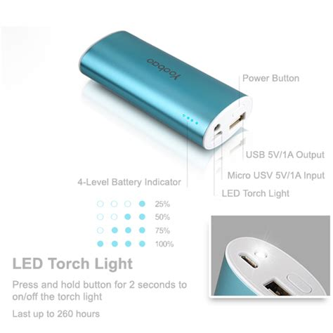 Powerbank Advance Original 5200 Mah Real Capacity yoobao yb 6012magic wand 5200mah power bank green original malaysia ebay