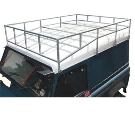 Galvanised Roof Racks galvanised roof rack contoured to roof 90 110 simmonites