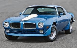 1972 Pontiac Trans Am 1972 Pontiac Firebird Trans Am 455 Specifications Photo