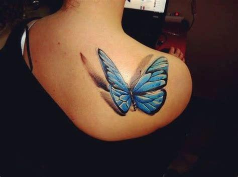 tattoo en 3d imagenes los mejores tatuajes en 3d de mariposas