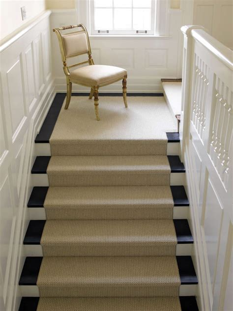 stair landing rug where is the sisal stair runner from