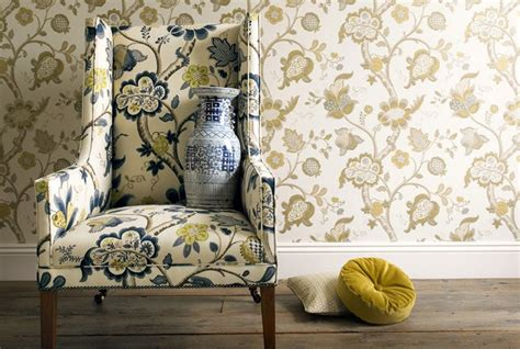Upholstery Concord Ca Sanderson Vintage Wallpapers A Celebration Of Sanderson