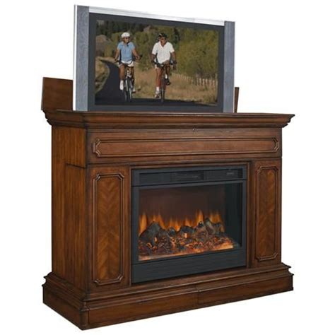 fireplace tv lift the world s catalog of ideas