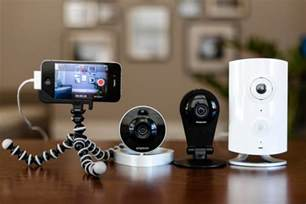 home security cameras are diy home security cameras smart enough wsj