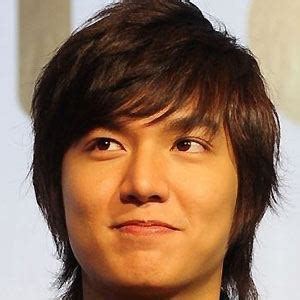 the biography of lee min ho lee min ho tv actor bio facts family famous birthdays