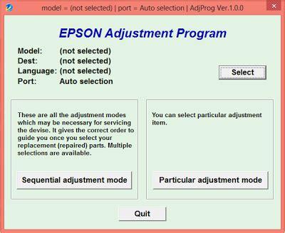 download resetter software atau epson adjustment program untuk epson l200 cara reset printer epson l110 service required gennagasoft
