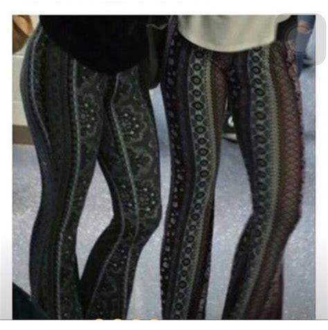 tribal pattern jeans leggings flare pants pattern tribal pattern tight