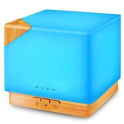 tomcare ml square aromatherapy essential oil diffuser