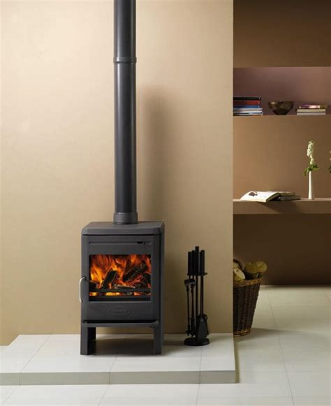 freestanding woodburning fireplace dovre astroline 350cb cast iron stoves gardenista