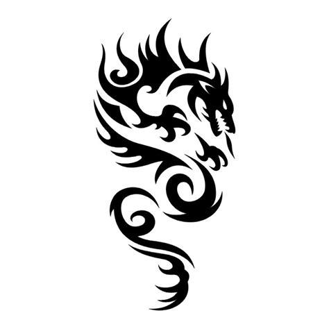 dragon tattoo stencil designs tattoos stencils 2