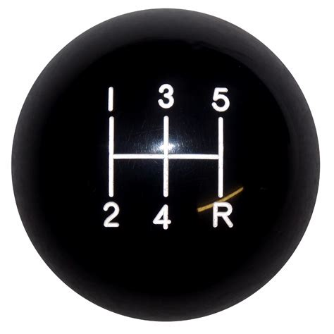 Shifter Knobs 5 Speed by Black 5 Speed Shifter Knob