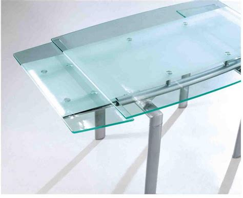 extendable glass dining table cd605 buy dining table