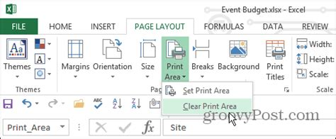 shrink to printable area excel clear print area excel 2010 how to resize print area and