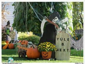 decorating your yard for it reap