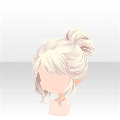 anime bun hairstyles moonlight princess games アットゲームズ anime hair blonde bun