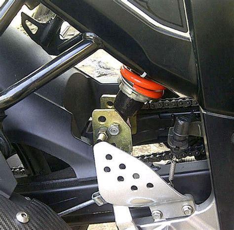Peninggi Shock Depan Yamaha Byson 10 perubahan modifikasi yamaha byson ala moge tennere 650