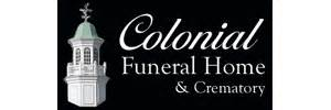 colonial funeral home crematory mchenry