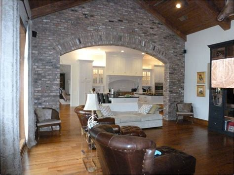 Arch Between Kitchen And Living Room arch between kitchen and living room artful homes