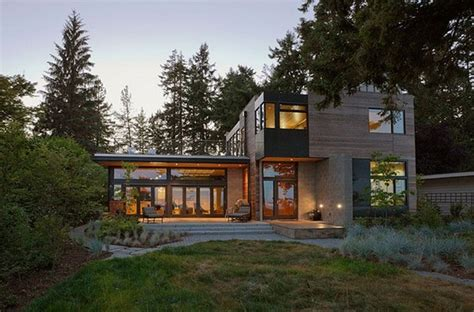 coates design seattle sustainable home with lovely design features near seattle