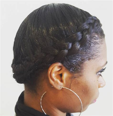 black layered crown hair styles 74 natural hairstyle designs ideas design trends
