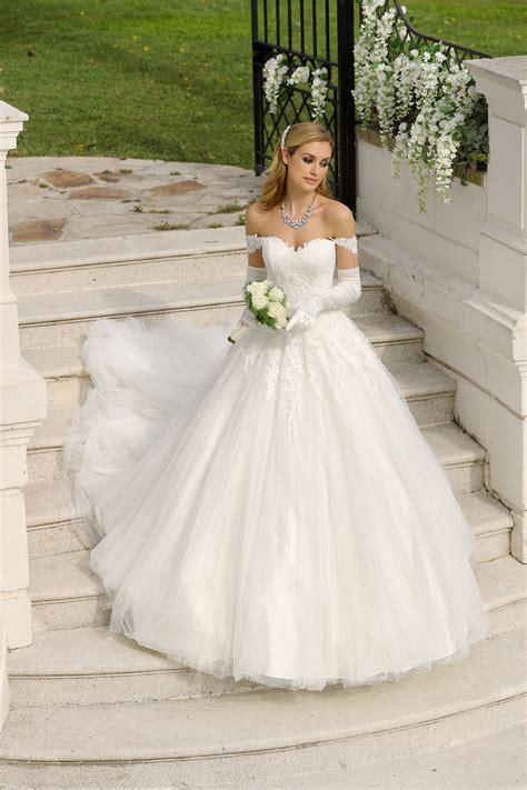 Brautkleider Prinzessin by Prinzessin Hochzeitskleider Ladybird Vertr 228 Umt Und