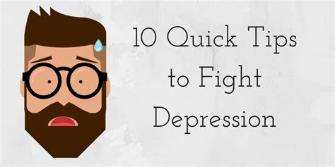 10 Ways To Fight Depression by Forest Family Recs Family Explained