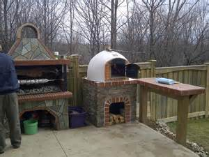 backyard wood fired pizza oven pdf diy how to build an outdoor wood burning pizza oven