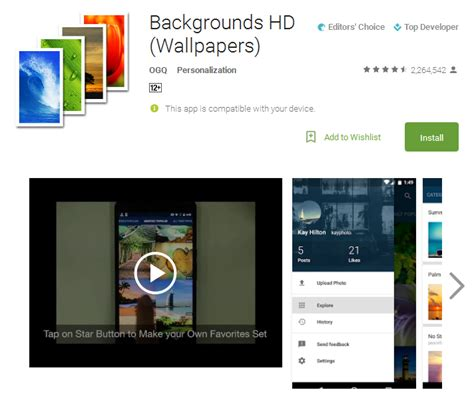 free wallpaper apps for android phones free wallpaper apps