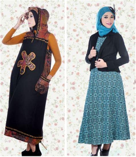 Baju Gamis Wanita 2015 Tren Model Baju Gamis Wanita 2015