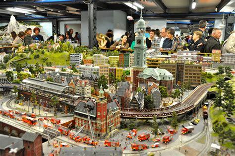 Germany Miniature Wunderland surreal miniatur wunderland comes to