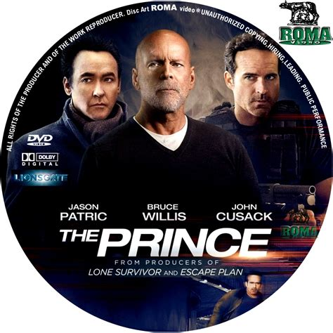 The Prince Of Dvd covers box sk the prince 2014 high quality dvd