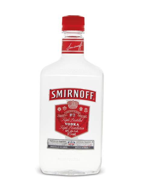 smirnoff vodka lcbo