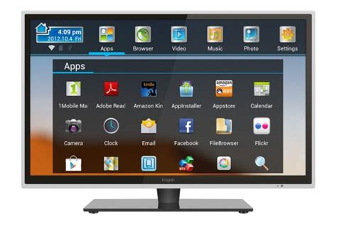 Tv Android 32 kogan 32 inch led android smart tv tempts your wallet at 163