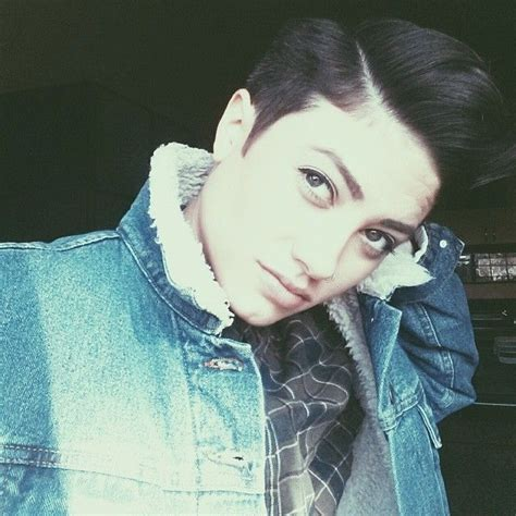 butch pixie haircut 151 best hair androgynous lesbian dyke haircuts pixie