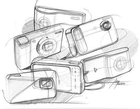 Sketches A Day by Product Sketch By Skaniong On Product Sketch