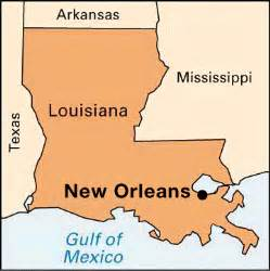 us map states new orleans new orleans location encyclopedia children s