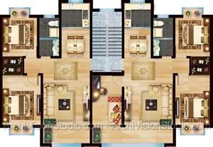 Home Design 3d 2 Floors Plan 2d Amp 3d Great Civil