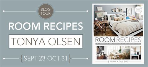 room recipes giveaway and review room recipes a creative stylish