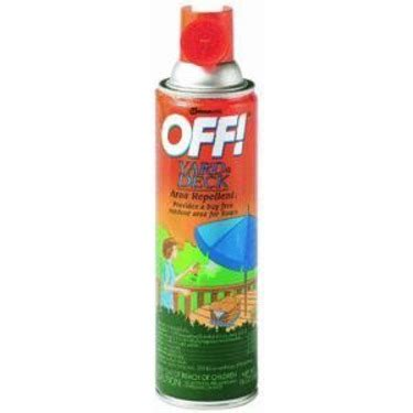 off yard deck spray reviews in insect repellent