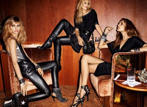 Fab Ad Hm Fall 2007 by Jimmy Choo For H And M Ad Caign Autumn 2009 Popsugar