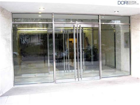Commercial Exterior Doors With Glass Commercial Frameless Glass Entry Doors Kapan Date