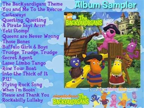 bones theme song ringtone the backyardigans music from the hit series cd sler