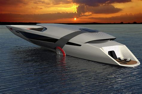 tesla s marine creation to conquer the waters tesla